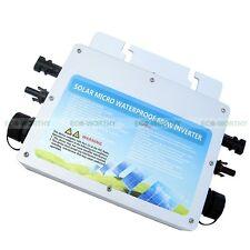 New Waterproof Micro Inverter 600W Solar Power Inverter W/ MPPT Function 230VAC