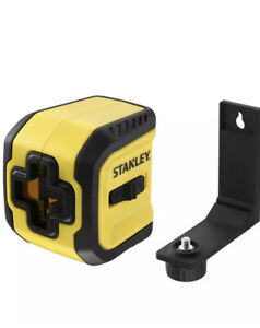 Stanley STHT77611 Cross Line Self Levelling Red Laser Level & Mounting Clamp