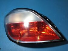 Vauxhall/Opel Astra 342691834 Left Side Rear Taillight
