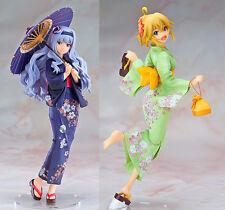 The IDOLMASTER Miki & Takane Yukata Ver. 1/8 Scale Figure