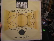 """Big Country One Great Thing Uk 12"""""""