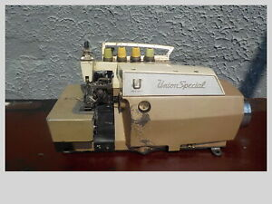 Industrial Sewing Machine Union Special 39-500GL, 4 thread,serger,sherring