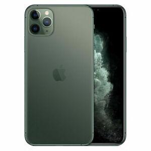 Apple iPhone 11 Pro Max 64GB Factory Unlocked (GSM+CDMA) Midnight Green