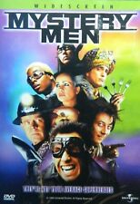 Mystery Men (1999) Ben Stiller Paul Reubens Geoffrey Rush Tom Waits Eddie Izzard