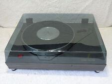 Logic DM 101 Vintage Turntable Record Player Deck (NO TONEARM)