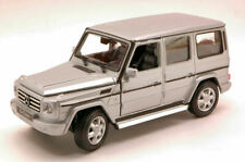Mercedes G-Class V8 2005 Silver 1:24 Model 3795 WELLY