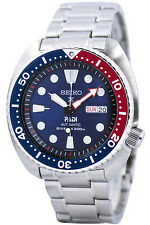 SEIKO SRPA21K1,Men Diver,Automatic,Stainless steel,Rotating Bezel,200m WR,SRPA21