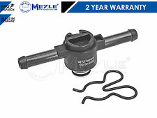 FOR VW AUDI SEAT SKODA TDI DIESEL FUEL FILTER VALVE UNION & CLIP MEYLE GERMANY