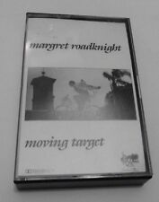 "Margret Roadknight ""Moving Target"" cassette (1988)"