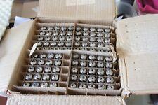 Siemens ECC81 valvole Nos del 1963 nuove tube valves 12AT7 - VF3 production code
