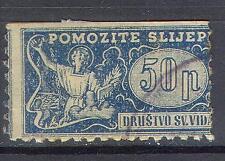 Yugoslavia revenue Pomozite Slijepe fiscal