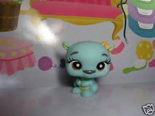 Lil' Bratz angelz pet green hamster #419 NEW