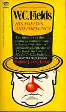 W C FIELDS - HIS FOLLIES AND FORTUNES, Robert Lewis Taylor, Signet Q3064, 3rd