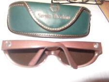 paire de lunettes tacchini marron  , tres bel etat