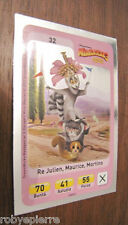 Esselunga Eroi Dreamworks carta figurina card carte figurine madagascar 3 n 32