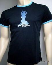 Playboy T-shirt maglietta nera 2008 Men Taglia M, L