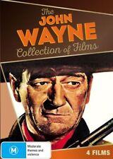 John Wayne (DVD, 2016, 4-Disc Set)