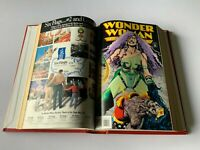 BOUND HARD COVER VOLUME WONDER WOMAN COMICS 1994 UP TWO VOLUMES DC COMICS LOT 3