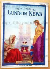 ILLUSTRATED LONDON NEWS Magazine No.5117 May 15, 1937 CORONATION CEREMONY NUMBER