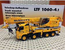WSI 01-1735 Mc Nally´s Liebherr LTF 1060 4.1 Volvo Autokran 1:50 NEU OVP