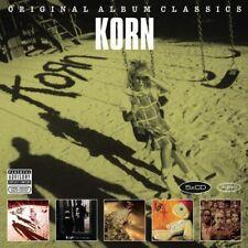 KORN - Original Álbum Classics xCD #100655