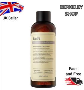 KLAIRS Supple Preparation Toner (Facial / Unscented) 180ml / 30ml, UK Seller