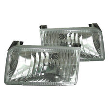 TIFFIN ALLEGRO BUS 2001 2002 2003 DIAMOND PAIR HEAD LIGHTS LAMPS RV HEADLIGHTS