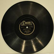 BING CROSBY AND MARY MARTIN - DECCA 18278 - LILY OF LAGUNA / WAIT TILL THE SUN