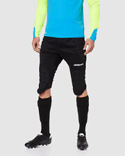 Uhlsport anatomic GK long shorts 3/4 Pantaloni 3/4 pants shorts portiere Nero