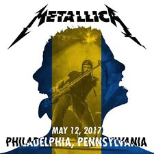 METALLICA / World Wired Tour / Lincoln Financial F. ,Philadelphia - May 12, 2017