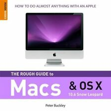 The Rough Guide to Macs & OS X Snow Leopard (Rough Guides Reference),Peter Buck