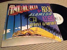 """V/A ANDALUCIA ROCK 12"""" LP PROMOCIONAL PROG ROCK CAI IMAN ALAMEDA MEDINA AZAHARA"""