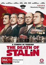 The Death Of Stalin (DVD, 2018)