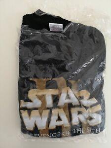Star Wars III Revenge Of The Sith Original Hanes T- Shirt - Medium