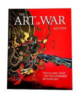 The Art of War Book | Tzu Sun NEW Paperback Illustrated