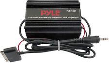 PLDN36I iPod To 3.5mm - 1/8'' Stereo Audio Ground Loop Isolator/ Audio Line