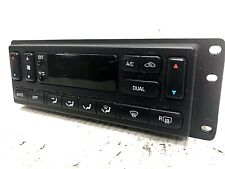 Explorer Mountaineer Digital Climate Control Heater Control Rear Defrost