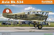 EDUARD 70105 Avia Bk.534 in 1:72 ProfiPACK