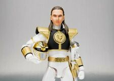 Bandai Power Rangers NEW * White Ranger * SH Figuarts Mighty Morphin Figure