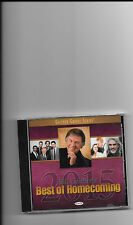 """GAITHER GOSPEL SERIES, CD """"BEST OF HOMECOMING 2015"""" NEW SEALED"""