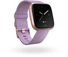 Fitbit Versa Edition Smartwatch Lavendel /rose Gold