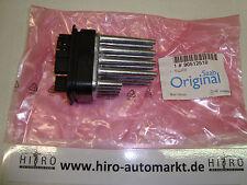 Saab/Opel Gebläseregler Steuergerät Klimaanlage/Heizung/Lüftung 90512510 1808441