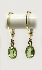 19thC Antique Burma Peridot Ancient Egypt Red Sea St. John Island Gem 3000Bc Ear
