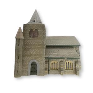 Hornby Skaledale St James Parish Church 00 Gauge R8516  Excellent Condition