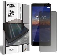 Nokia 3.1 Screen Protector Privacy Filter 4-Way Protection dipos