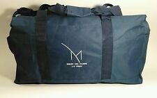M Resort Spa Casino Las Vegas Navy Blue Duffel Gym Bag