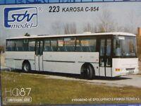 SDV Kunststoff Modellbausatz 1:87 H0 Bus KAROSA C-954