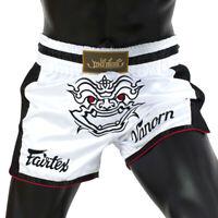 Fairtex BS1712 Venorn Slim Cut Muay Thai Shorts Boxing Kickboxing Striking MMA