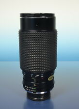 RMC Tokina 50-200mm/3.5-4.5 Lens objectif Objektiv für Minolta MD - (40787)