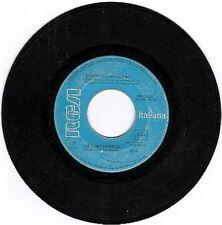 """DOMENICO MODUGNO La Lontananza (1970) Vinyl 7"""" 45 RPM RCA Italiana – PM 3525"""
